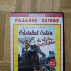 Cine: PELICULA DVD - CRISTOBAL COLON DE OFICIO...DESCUBRIDOR - ANDRES PAJARES - ANTONIO OZORES. Lote 255390060