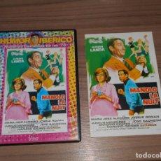 Cine: MANOLO LA NUIT DVD ALFREDO LANDA COMO NUEVA. Lote 255538555