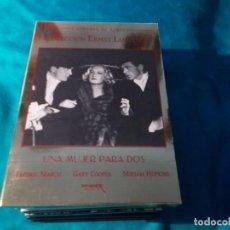 Cine: UNA MUJER PARA DOS. COLECCION ERNST LUBITSCH. GARY COOPER. DVD. Lote 255566135