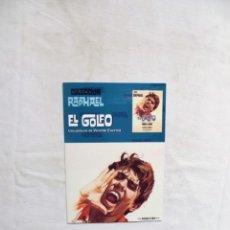 Cine: DVD - EL GOLFO COLECCION RATHAEL ( SOBRE DE CARTON ). Lote 255566415