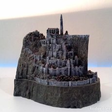 Cine: MINAS TIRITH - SUJETALIBROS EXCLUSIVE DVD COLLECTIBLE -RETURN OF THE KING- EL RETORNO DEL REY. Lote 255571470