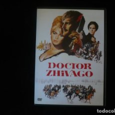 Cine: DOCTOR ZHIVAGO - EDICION DE 2 DISCOS - DVD CASI COMO NUEVO. Lote 255574640