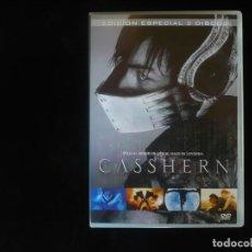 Cine: CASSHERN - EDICION ESPECIAL 2 DISCOS - DVD CASI COMO NUEVO. Lote 255574965