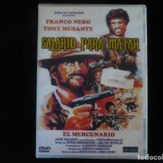 Cine: SALARIO PARA MATAR - DVD NUEVO PRECINTADO. Lote 255575225