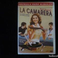 Cine: LA CAMARERA - KERI RUSSELL - DVD NUEVO PRECINTADO. Lote 255575675