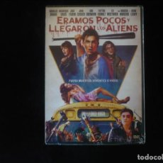 Cine: ERAMOS POCOS Y LLEGARON LOS ALIENS - DVD NUEVO PRECINTADO. Lote 255575940