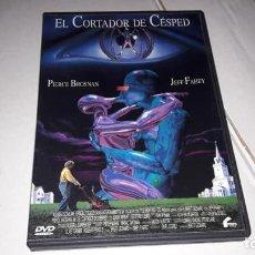 Cine: EL CORTADOR DE CÉSPED DVD TERROR CIENCIA FICCIÓN. Lote 255579895