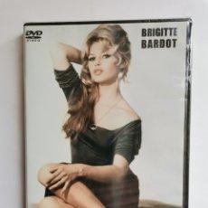 Cine: Y DIOS CREÓ A LA MUJER BRIGITTE BARDOT DVD PRECINTADA NUEVA. Lote 255662425