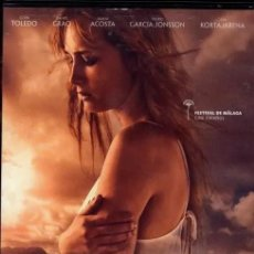 Cine: ACANTILADO / GOYA TOLEDO / INGRID GARCIA JONSSON - JON KORTTAJERENA - JUANA ACOSTA - DANIEL GRAO. Lote 255662460