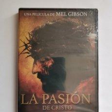 Cine: LA PASIÓN DE CRISTO DVD MEL GIBSON NUEVA PRECINTADA. Lote 255663780