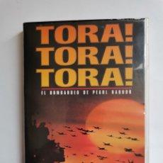 Cine: TORA! TORA! TORA! EL BOMBARDEO DE PEARL HARBOR DVD. Lote 255663960