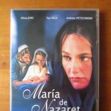 Cine: MARIA DE NAZARET (GIACOMO CAMPIOTTI) (DVD). Lote 255665490