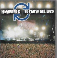 Cine: PELICULA NUEVA, SIN DESPRECINTAR HOMBRES G EL CANTO DEL LOCO. Lote 256039545