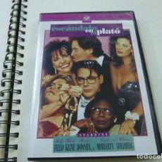 Cinéma: DVD ESCANDALO EN EL PLATO- KEVIN KLINE,ROBERT DOWNEY J.,SALLY FIELD,WOOPI - N 2. Lote 256049935