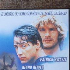 Cine: LE LLAMAN BODHI. KATHRYN BIGELOW. KEANU REEVES, PATRICK SWAYZE, GARY BUSEY, LORI PETTY. Lote 256064100