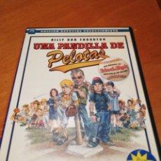 Cine: UNA PANDILLA DE PELOTAS DVD. Lote 256064150