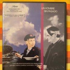 Cinema: UN HOMBRE SIN PASADO.AKI KAURISMAKI.RARA DE ENCONTRAR E IMPECABLE!. Lote 257322655