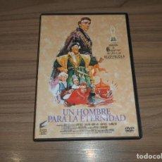 Cine: UN HOMBRE PARA LA ETERNIDAD DVD ORSON WELLES ROBERT SHAW COMO NUEVA. Lote 257413780