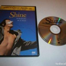 Cinéma: SHINE EL RESPLANDOR DE UN GENIO DVD GEOFREY RUSH. Lote 257450470