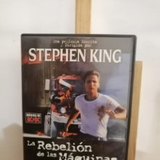 Cinéma: DVD STEPHEN KING - LA REBELION DE LAS MAQUINAS. Lote 257483700
