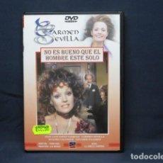 Cine: NO ES BUENO QUE EL HOMBRE ESTE SOLO - DVD CARMEN SEVILLA. Lote 257514470