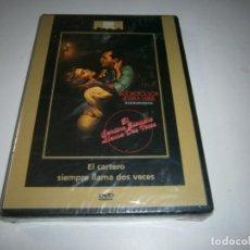 Cinéma: EL CARTERO SIEMPRE LLAMA DOS VECES DVD NUEVO PRECINTADO JACK NICHOLSON JESSICA LANGE. Lote 257646220