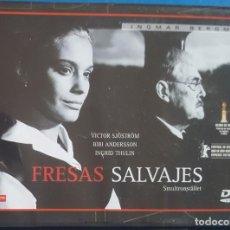 Cine: DVD / FRESAS SALVAJES - INGMAR BERGMAN, 1957. Lote 257708840