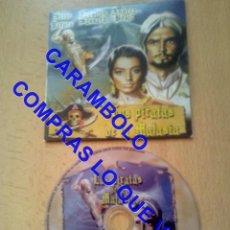 Cine: LOS PIRATAS DE LA MALASIA DVD PELICULA FUNDA CARTON BUEN ESTADO DVD8. Lote 257859810