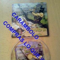 Cine: EL VERDUGO DE VENECIA DVD PELICULA FUNDA CARTON BUEN ESTADO DVD8. Lote 257859865