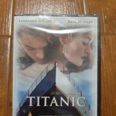 Cine: DVD TITANIC (PRECINTADO). Lote 257882055