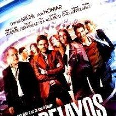 Cine: THE PELAYOS DIRECTOR: EDUARD CORTES ACTORES: DANIEL BRÜHL, SONIA CASADEMONT, HUI CHI CHIU. Lote 257882920