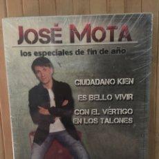 Cine: JOSÉ MOTA LOS ESPECIALES DE FIN DE AÑO DVD - PRECINTADO -. Lote 277659773