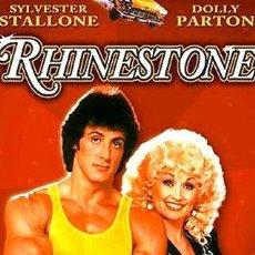 Cine: RHINESTONE SYLVESTER STALLONE DOLLY PARTON COMEDIA DVD. Lote 259116775