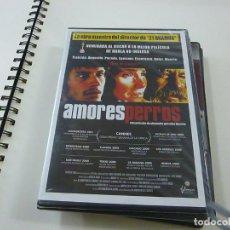 Cinema: AMORES PERROS -DVD -CAJA DELGADA- N 2. Lote 259306045
