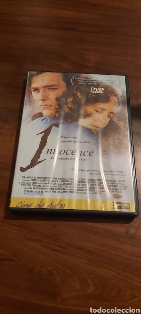 INNOCENCE DVD DE PAUL COX CON JULIA BLAKE **CINE DE AUTOR** AUSTRALIA **MULTIPREMIADA** (Cine - Películas - DVD)