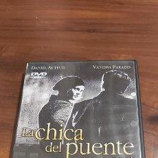 Cine: LA CHICA DEL PUENTE DVD (PATRICE LACONTE) UNA HISTORIA INOLVIDABLE PARA DESESPERADOS Y PRE-SUICIDAS.. Lote 260301355