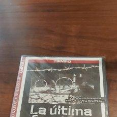 Cine: LA ULTIMA FRONTERA- DVD NUEVO PRECINTADO SLIM. Lote 260311030