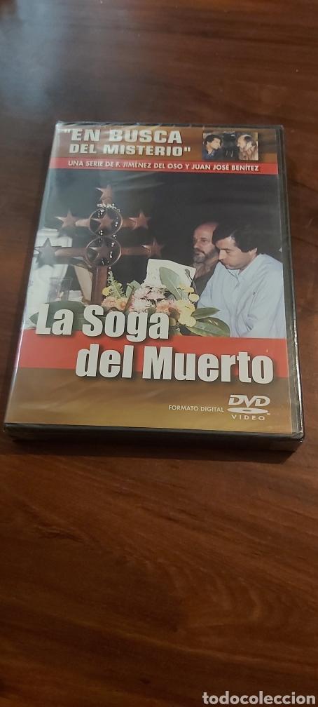 LA SOGA DEL MUERTO. EN BUSCA DEL MISTERIO. F. JIMENEZ DEL OSO. J.J. BENITEZ NUEVA . B41DVD (Cine - Películas - DVD)
