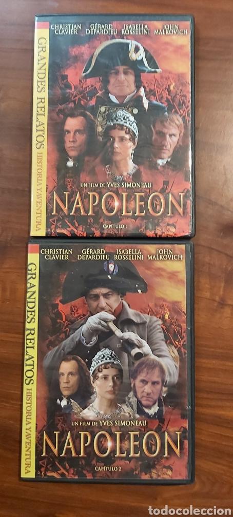 NAPOLEÓN CAPÍTULO 1 Y 2 DVD GRANDES RELATOS (Cine - Películas - DVD)