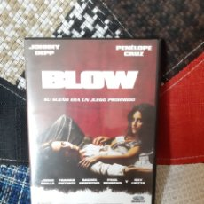 Cine: DVD BLOW. Lote 260356135