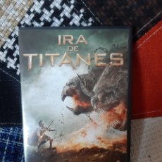 Cine: DVD IRA DE TITANES. Lote 260357385