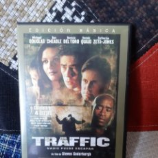 Cine: DVD TRAFFIC. Lote 260357910