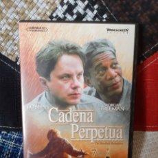 Cine: DVD CADENA PERPETUA. Lote 260359230
