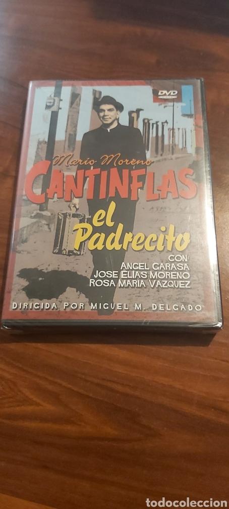 Cine: DVD - MARIO MORENO CANTINFLAS en EL PADRECITO / NUEVA Y PRECINTADA - Foto 2 - 260570370
