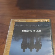 Cine: MYSTIC RIVER - DVD VIDEO - CLINT EASTWOOD - SEAN PENN - KEVIN BACON. Lote 260581870