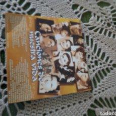 Cine: DVD CANCIONES ESPAÑOLAS. Lote 260940005
