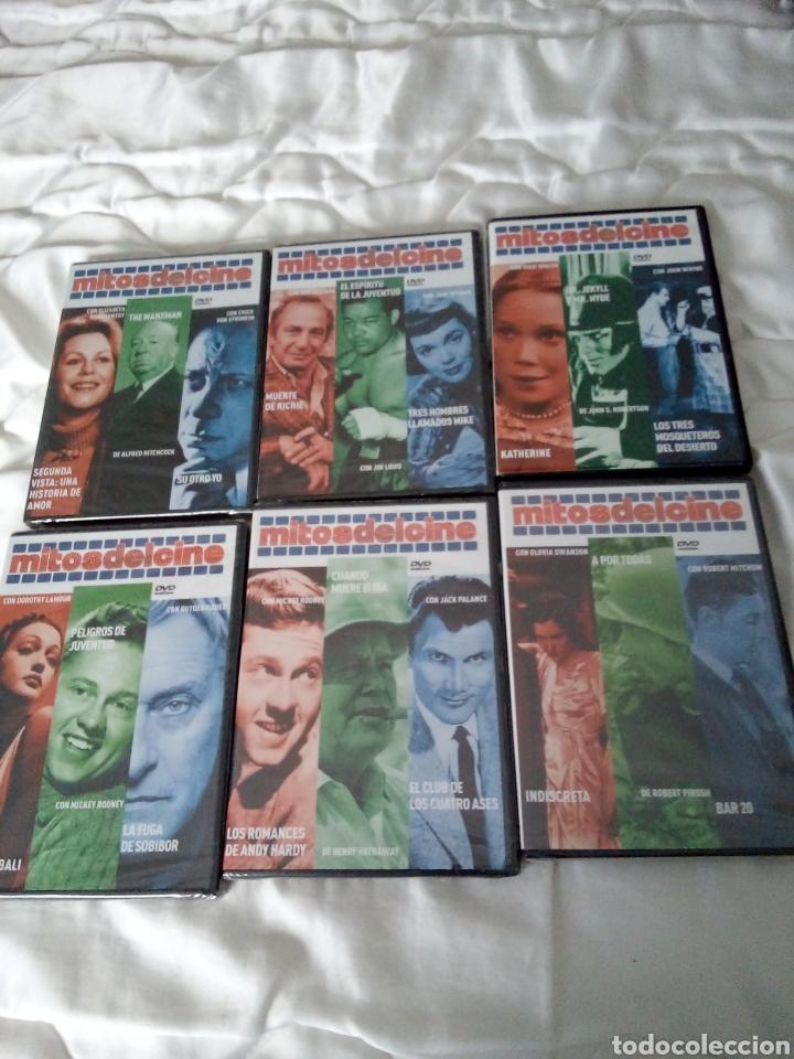 Cine: 15 DVD de mitos del cine, sin estrenar - Foto 2 - 261049610