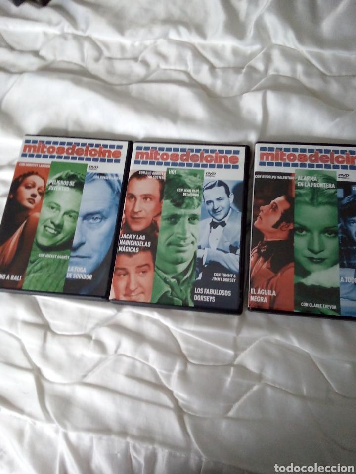 Cine: 15 DVD de mitos del cine, sin estrenar - Foto 3 - 261049610