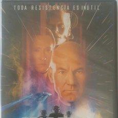Cine: STAR TREK PRIMER CONTACTO - DVD PRECINTADO EN SU PRIMERA EDICION. Lote 261114780