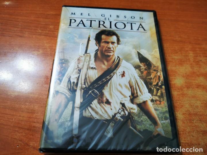 EL PATRIOTA DVD PRECINTADO 2000 ESPAÑA MEL GIBSON HEATH LEDGER JOELY RICHARDSON JASON ISACS (Cine - Películas - DVD)